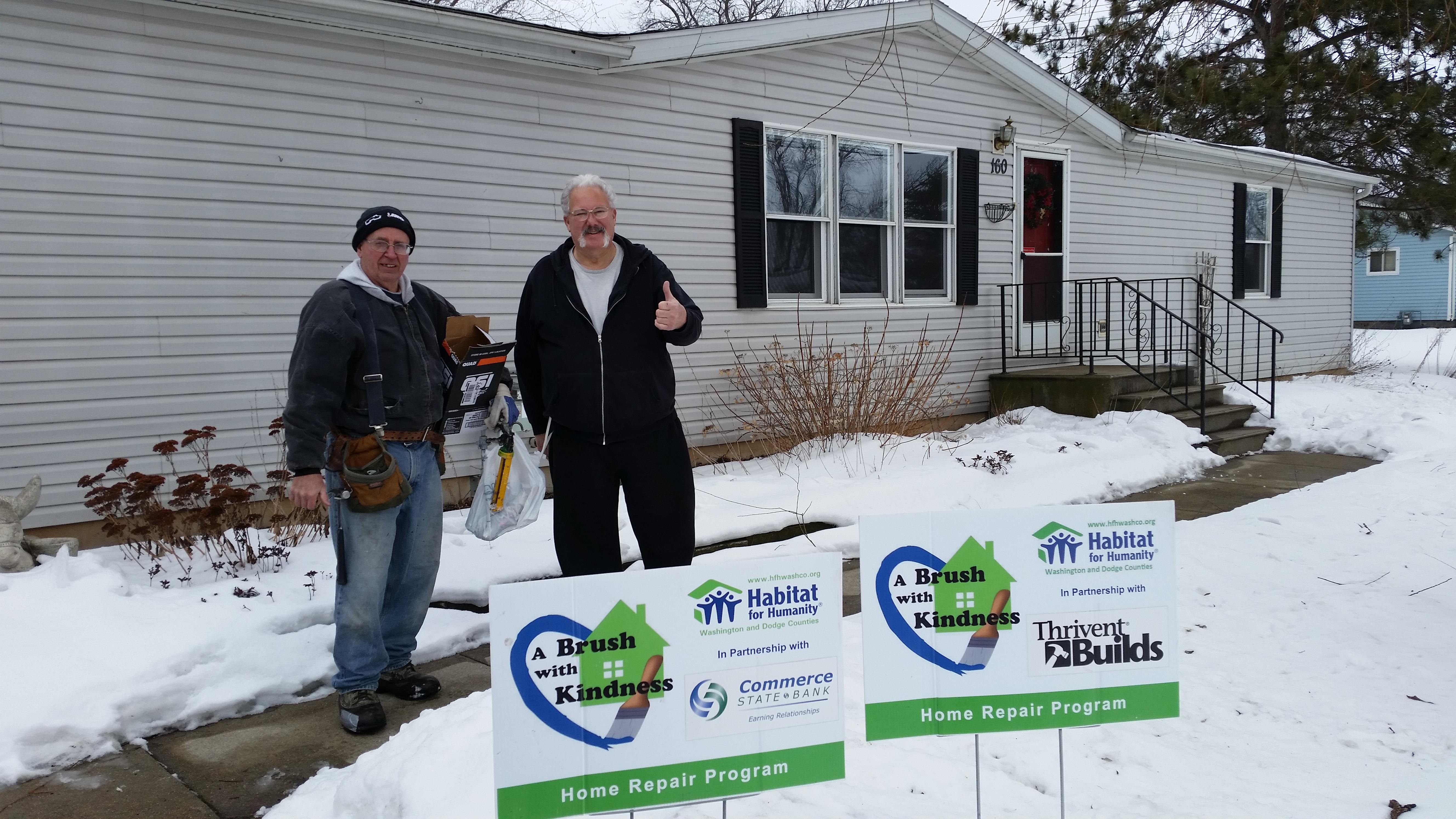 home repair habitat for humanity