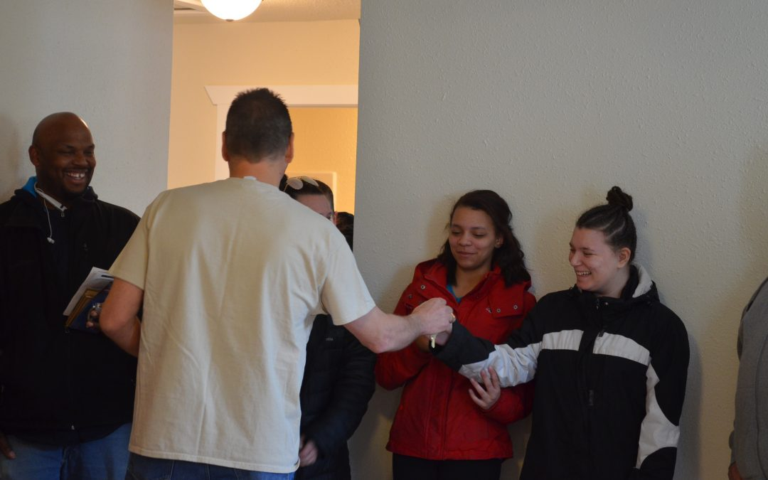 Livingston-Ward Home Dedication